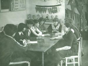 заседание комсомольского актива 001